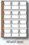 10-fogli-UNI-MasterPhil-rinforzati-sistemare-collezione-monete-in-raccoglitore miniatura 6