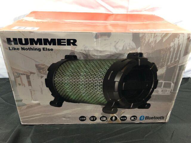 HUMMER BL1000 15W LED Battery Powered Speaker