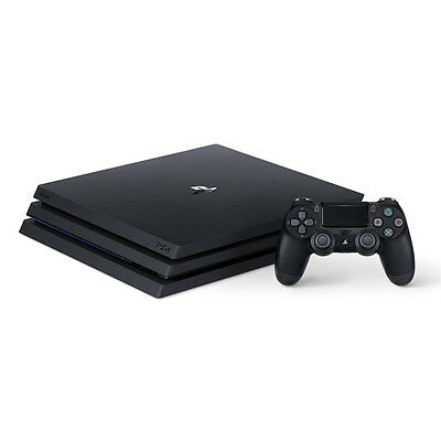 PS4 Pro 1TB Console NEW Playstation 4 Gaming Video Au Entertainment