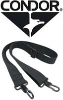 Savage Arms Axis Xp Compatible Sling Heavy-duty Steel Clips Attached (black)