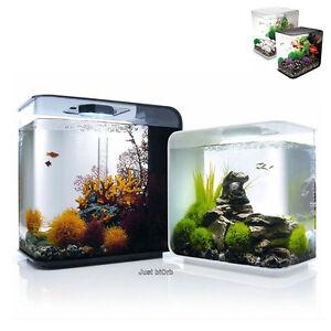 Biorb Flow Design Aquarium Komplett Set 15 Liter Modernes Aquarium