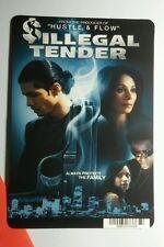 ILLEGAL TENDER RICK GONZALEZ WAN DE JESUS MINI POSTER BACKER CARD (NOT a movie )
