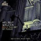 Walcha Helmut Die Kunst Der Fuge 2 CD Album Deutsche Grammophon