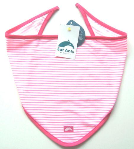 Foulard 2-5j Sanetta NEUF 100/% coton Neon-Pink Triangle-chiffon bébé enfants