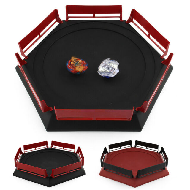 Limited Beyblade Burst Master Stadium Arena Defense Battle Accessory W/ Toy Set