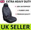 OPEL Signum Resistente Protector de Cubierta de asiento de coche x1//100/% resistente al agua