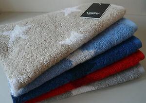 Caw estrellas toallas toallas de ba o invitados todos for Perchas toallas bano