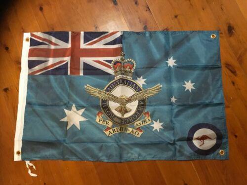 AIR FORCE ENSIGN RAAF Man cave flag mancave idea bar banner poster Home decor
