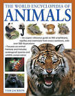 The World Encyclopedia of Animals: An Expert Reference Guide to 350 Amphibians, Reptiles and Mammals from Every Continent by Tom Jackson (Hardback, 2013)