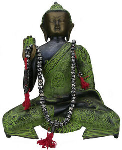 Classic Mala Preghiera Catena Buddismo Nepal 108 Perle OM ossa perle