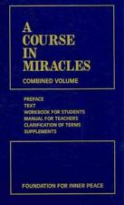A Course in Miracles : Combined Volume (2008, Paperback)