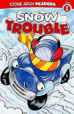Snow Trouble by Crow, Melinda Melton