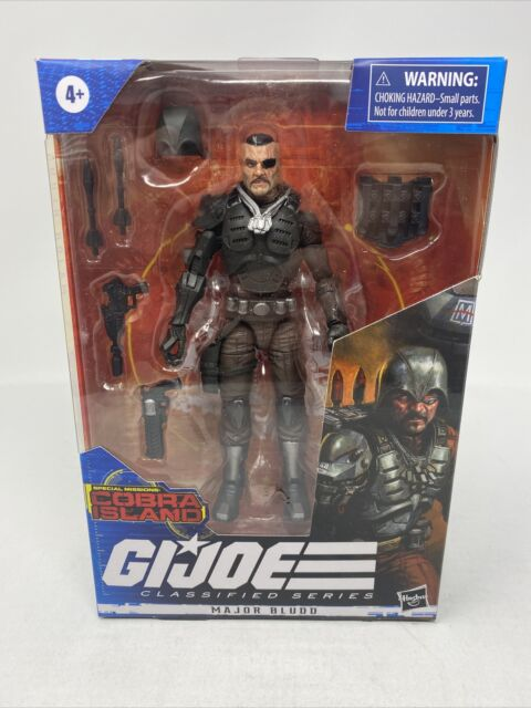 *In Hand* GI Joe Classified Series Major Bludd Cobra Island Target Exclusive