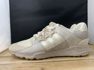 New Men's Adidas EQT Support RF Running Shoes Chalk White BY9616 ...