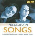 """Mendelssohn: Songs ECD (CD, Sep-2009, Profil - Edition Gnter H""""nssler)"""