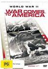 World War II - War Comes To America (DVD, 2002)
