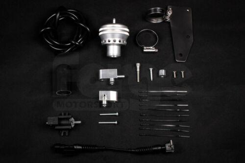 Forge Motorsport Fiat 500 595 695 válvula y kit de golpe de rendimiento
