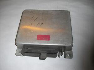 calculateur 205 gti cti 1600 bosch  0280000321 ( ref 3182 )