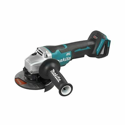 Makita DGA508Z 18-V LXT Li-Ion Brushless Cordless 5 in.Angle Grinder (Tool Only)