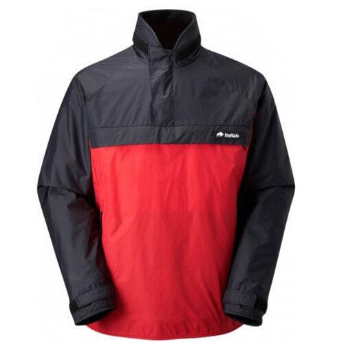 Buffalo TECMAX SHIRT BLACK /& RED