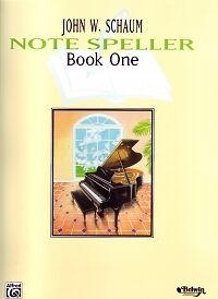 Schaum Note Speller Livre 1 *-afficher Le Titre D'origine Design Moderne