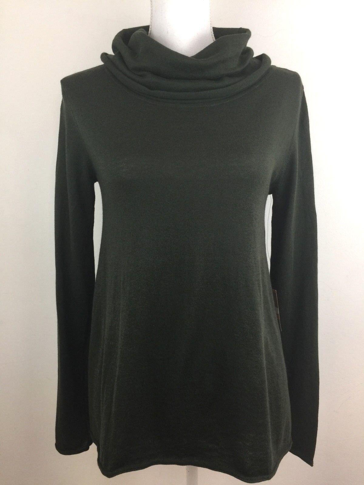 NWT RACHL by Rachel Roy Green Women's Sweater Size S