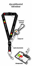 TAP Air Portugal Dye Sublimation Lanyard