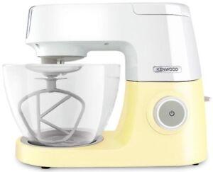 Dettagli su Kenwood Robot da Cucina Chef Senso KVC5100Y Giallo 4,6L Ciotola  in Vetro 1200