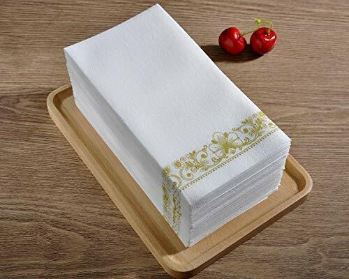 Napkins Guest Linen Paper Hand Towels
