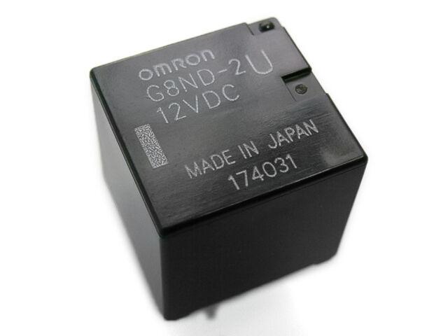 2UK OMRON G8ND-2U 12V 25A