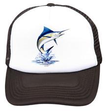Trucker Hat Cap Foam Mesh Fish Fishing Sometimes Pays To Keep Mouth Shut