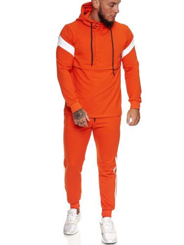 Jogginganzug Trainingsanzug Sportanzug Fitness Jogger Streetwear Herren