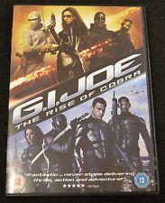 G.I. Joe - The Rise Of Cobra (DVD, 2009)    (D0086)