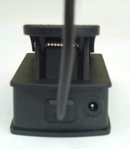 LED USB Schwanenhalslampe Licht incl Trafo /& Batterien 10x ADAM HALL SLED 1 PRO