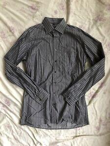 Details about Eterna Blackline Mens Business Shirt Eco Size 39 Size 15 12 Men Business Shirt show original title