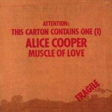 *NEW* CD Album Alice Cooper - Muscle Of Love  (Mini LP Style Card Case)