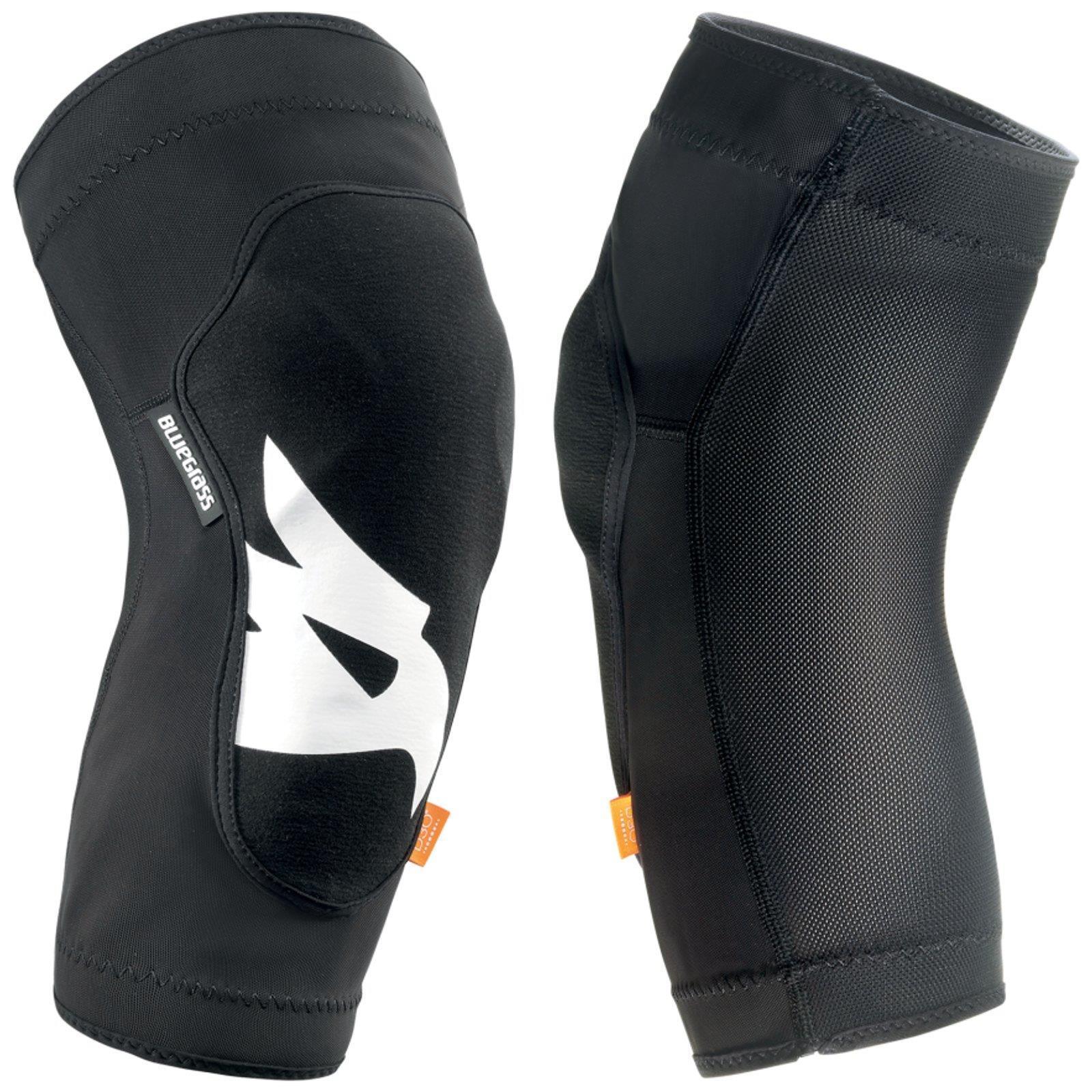 azulgrass Skinny d3o knee cincha patelar projoectores projoección rodilla downhill MTB FR DH