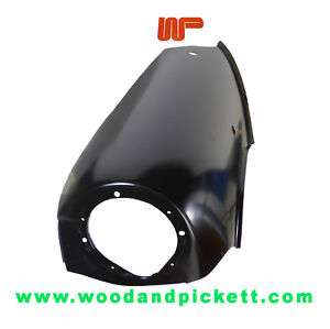 CLASSIC MINI - LH FRONT WING PANEL - BMP455