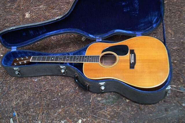 s l1600 - 50 Year Martin D35 Guitar Brazilian Rosewood