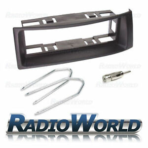 Renault-Scenic-Megane-Stereo-Radio-Fascia-Panel-amp-Montaje-Kit-Adaptador-De-Sonido-Envolvente