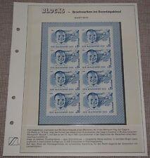 UdSSR Kleinbogen 50 Jahre Jurij Gagarin 1934 - 1984 / Postfrisch & TOP