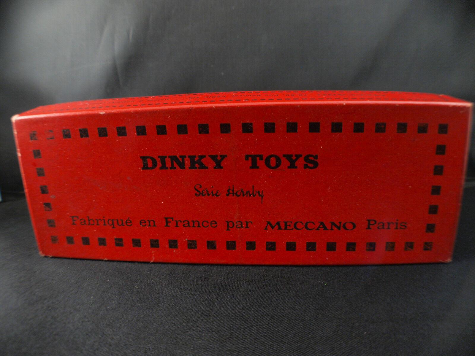 Bolte seule dinky spielzeug f n ° 4 chemin de fer beschäftigen é s de s é rie hornby - box nur
