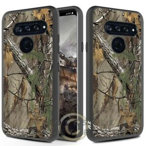 Details about LG V40 ThinQ Zizo Advanced Armor Case - Woods Camo Case Cover  Shell Shield