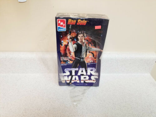 AMT Ertl Star Wars Han Solo Model kit, Brand New!
