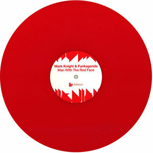 MARK-KNIGHT-amp-FUNKAGENDA-Man-With-The-Red-Face-Red-Vinyl