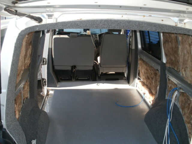 ALTRO CONTRAX FLOOR CUT TO FIT VW T4 SWB REAR  OTHERS AVAILABLE