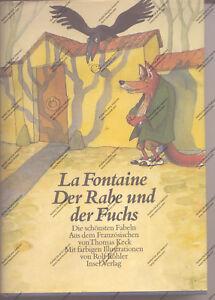 Jean de La Fontaine / Thomas Keck: Der Rabe und der Fuchs - Die schönsten Fabeln - Graz, Österreich - Jean de La Fontaine / Thomas Keck: Der Rabe und der Fuchs - Die schönsten Fabeln - Graz, Österreich