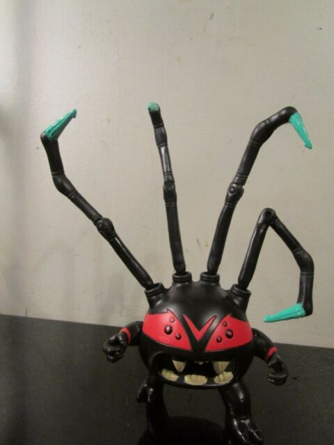 Teenage Mutant Ninja Turtles Playmates Toys Spider Bytez Action Figure ~