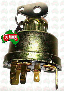 Ignition Starter Switch for Case IH 385 395 454 474 475 484 485 495 584 585 595