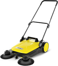 Karcher 17663610 S 4 Twin Push Sweeper Yellow